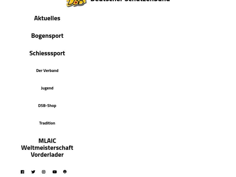 Screenshot von http://www.dsb.de